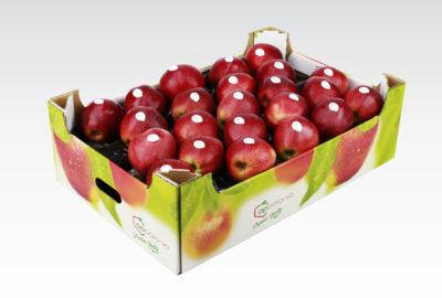 13 kg 2 wytłoczka Red Jonaprince Appolonia jabłko