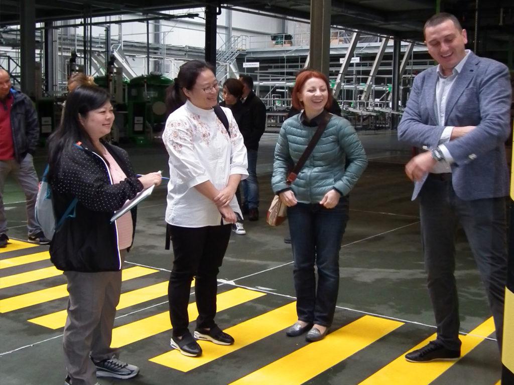 Spotkanie przedstawicieli organizacji ochrony roślin Tajwanu i Państwowej Inspekcji Ochrony Roślin i Nasiennictwa.